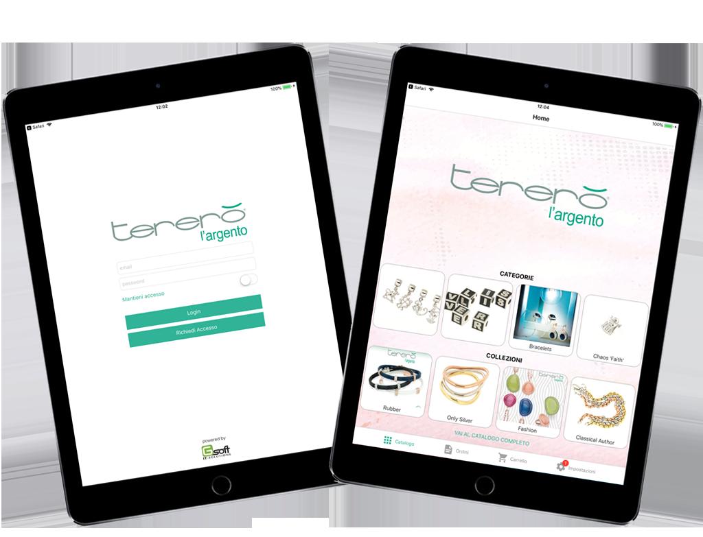 Realizzazione app iPad iOS napoli